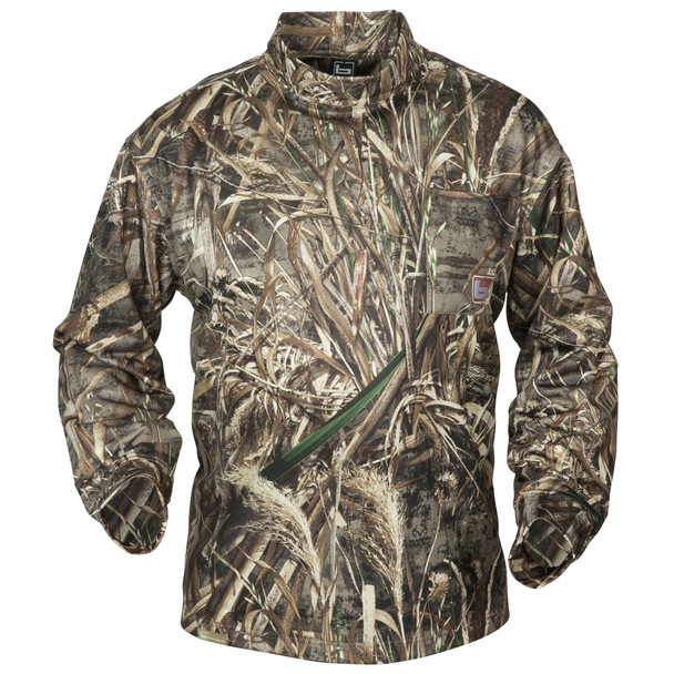 BANDED TEC Fleece Mock Neck Realtree Max-5 Shirt (B1030007-M5)