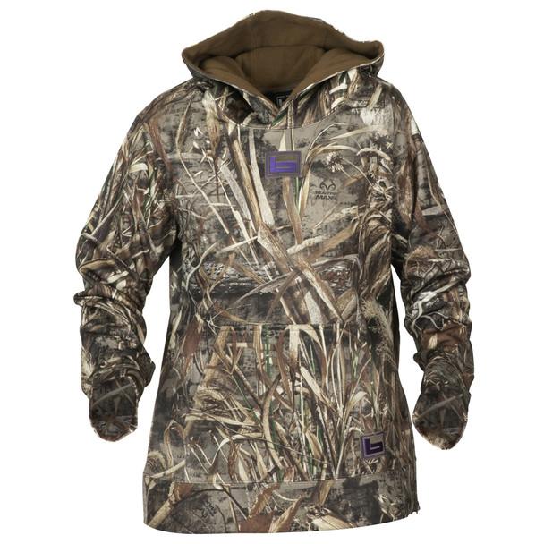 BANDED Women's TEC Fleece Max-5 Pullover (B2050001-M5)