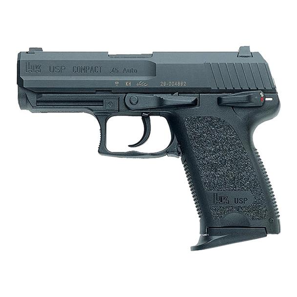 H&K USP9 Compact V1 9mm 3.6in 2x 13rd 3-Dot Sights Pistol (M709031-A5)