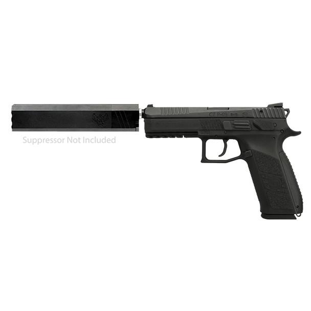CZ P-09 9mm 5.23in 19rd Semi-Automatic Pistol (91640)
