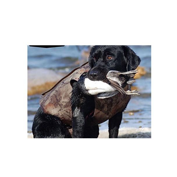 AVERY Boaters NatGear Dog Parka (03160-par)