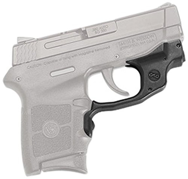 CRIMSON TRACE Green Laserguard for S&W M&P Bodyguard 380 (LG-454G)