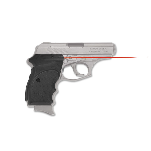 CRIMSON TRACE Lasergrips with Red Laser for Bersa Thunder 380 CC (LG-646)