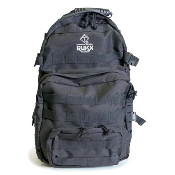 AMERICAN TACTICAL IMPORTS Rukx Gear Tactical 3 Day Black Backpack (ATICT3DB)