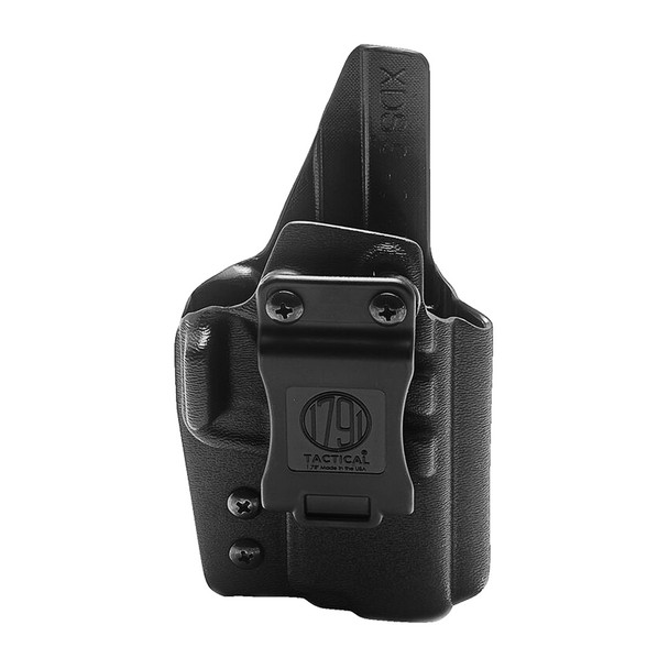 1791 GUNLEATHER Tactical IWB Kydex Springfield XDS RH Black Holster (TAC-IWB-XDS-BLK-R)