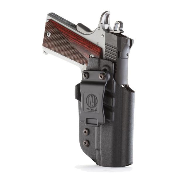 1791 GUNLEATHER Tactical IWB Kydex 1911 RH Black Holster (TAC-IWB-1911-BLK-R)
