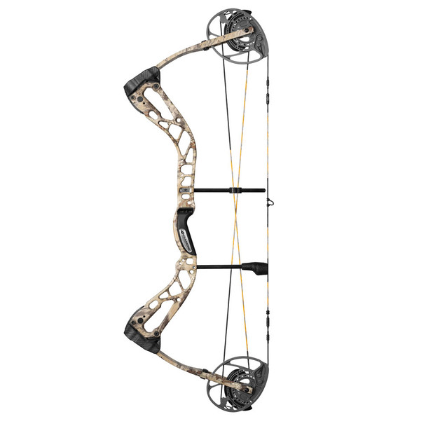 DIAMOND ARCHERY Edge 320 32in 7-70lbs Left Hand Kryptek Highlander Compound Bow (A13798)