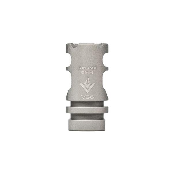 AERO PRECISION VG6 Precision Gamma 9mm BBSS Muzzle Brake (APVG100028A)