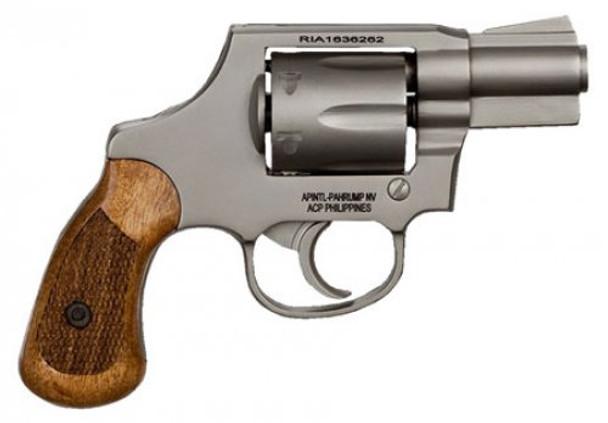 ARMSCOR M206 38 Special 2in 6rd Revolver (51289)