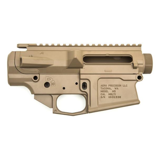 AERO PRECISION M5 Stripped AR10 Lower Receiver Set (APCS100015)