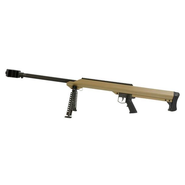BARRETT Model 99 50 BMG 29in Fluted 1:15 Twist Flat Dark Earth Cerakote Rifle (14032)