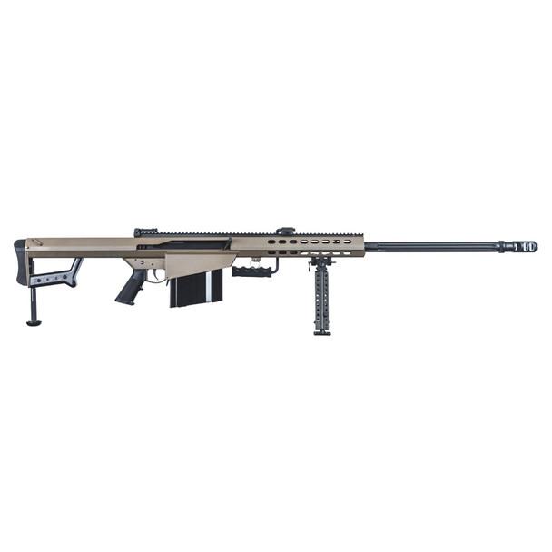 BARRETT M107A1 416 Barrett 29in Fluted 1:12 Twist Flat Dark Earth Cerakote Rifle (14029)