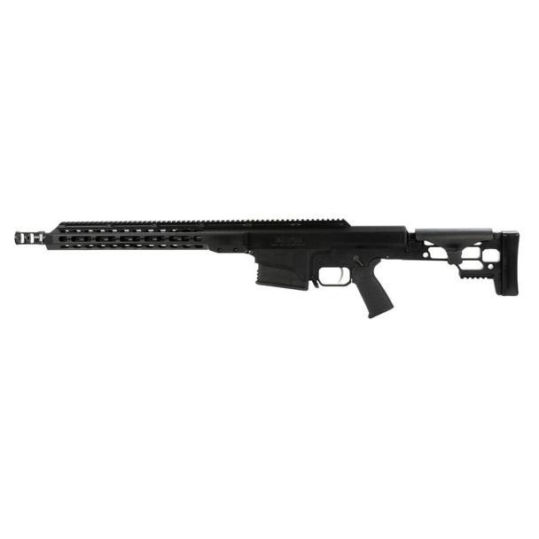 BARRETT MRAD 308 Win 17in Heavy 1:10 Twist Black Anodized Rifle (14342)