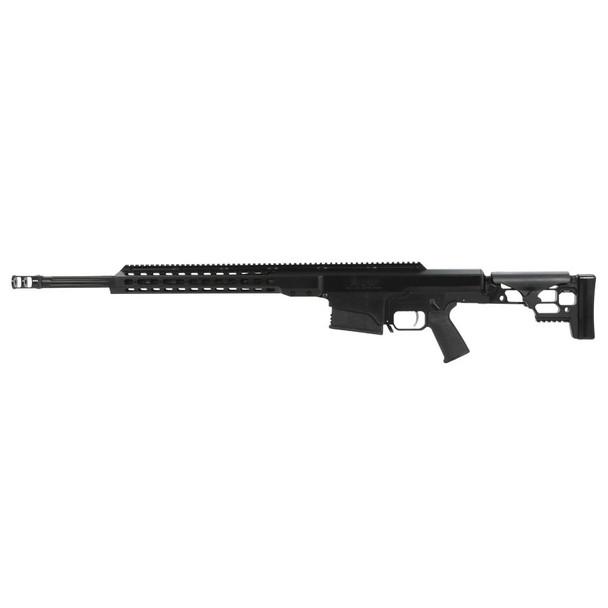 BARRETT MRAD 308 Win 22in Fluted 1:10 Twist Black Anodized Rifle (14345)