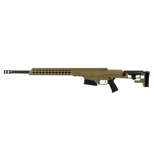 BARRETT MRAD 308 Win 22in Fluted 1:10 Twist Flat Dark Earth Cerakote Rifle (14364)