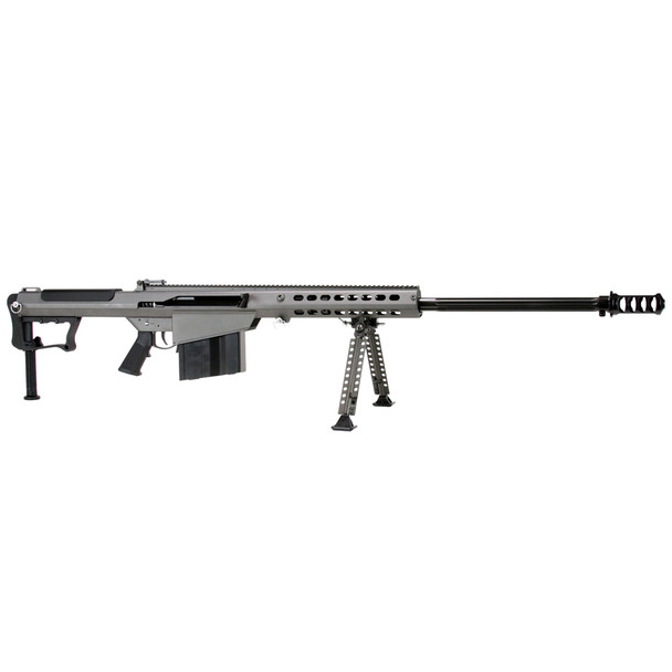 BARRETT M107A1 50BMG 29in Barrel 10Rd Gun Metal Grey Rifle (14553)
