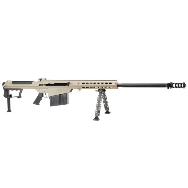 BARRETT M107A1 50BMG 29in Barrel 10Rd Tan Rifle (14559)