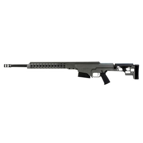 BARRETT MRAD 300 Win Magnum 24in Fluted 1:10 Twist Tungsten Grey Cerakote Rifle (14394)
