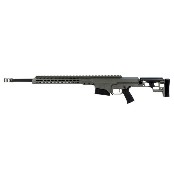 BARRETT MRAD 6.5 Creedmoor 24in Fluted 1:8 Twist Tungsten Grey Cerakote Rifle (14449)