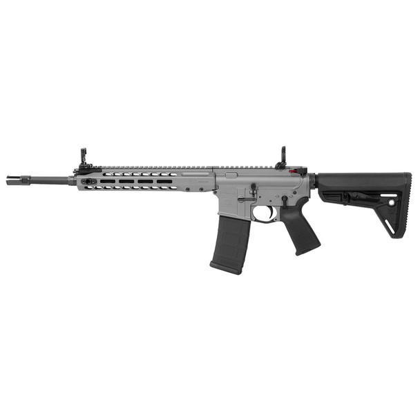 BARRETT REC7 5.56 NATO 16in Carbine 1:7 Twist Tungsten Grey Cerakote Rifle (16981)