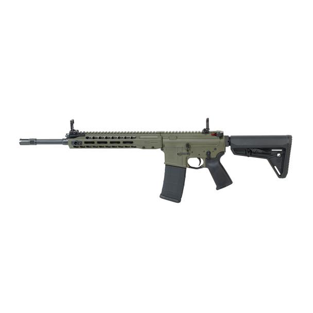BARRETT REC7 5.56 NATO 16in Carbine 1:7 Twist OD Green Cerakote Rifle (16982)