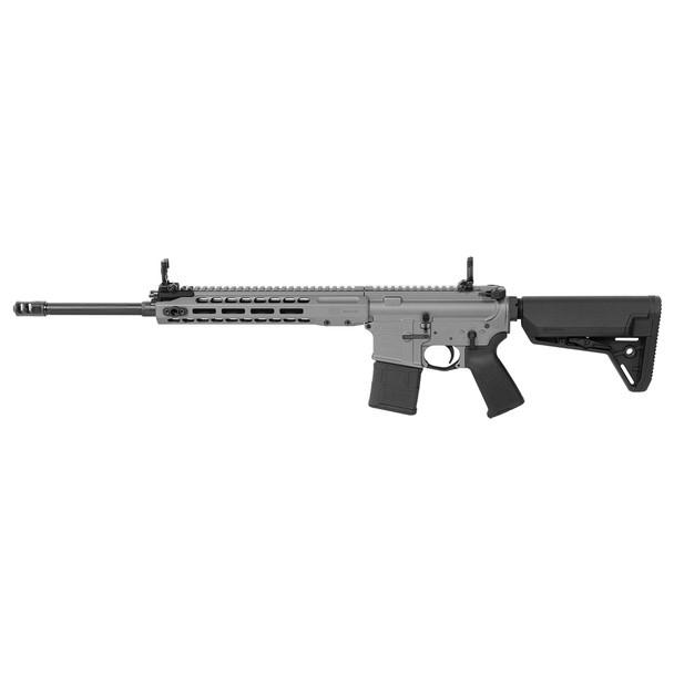 BARRETT REC7 5.56 NATO 18in DMR 1:7.7 Twist Tungsten Grey Cerakote Rifle (17093)