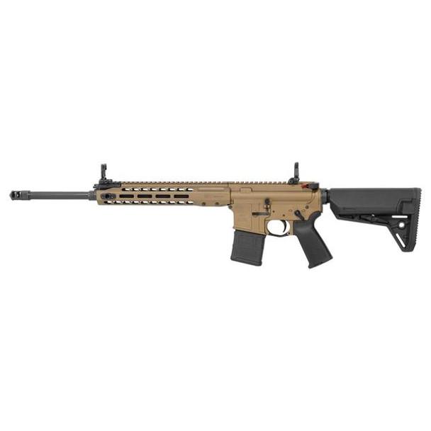 BARRETT REC7 5.56 NATO 18in DMR 1:7.7 Twist Burnt Bronze Cerakote Rifle (17097)