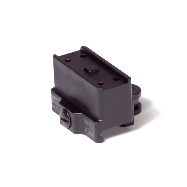 AMERICAN DEFENSE Quick Release Aimpoint T1 Micro Lower 1/3rd Co-Witness Mount (AD-T1-11)