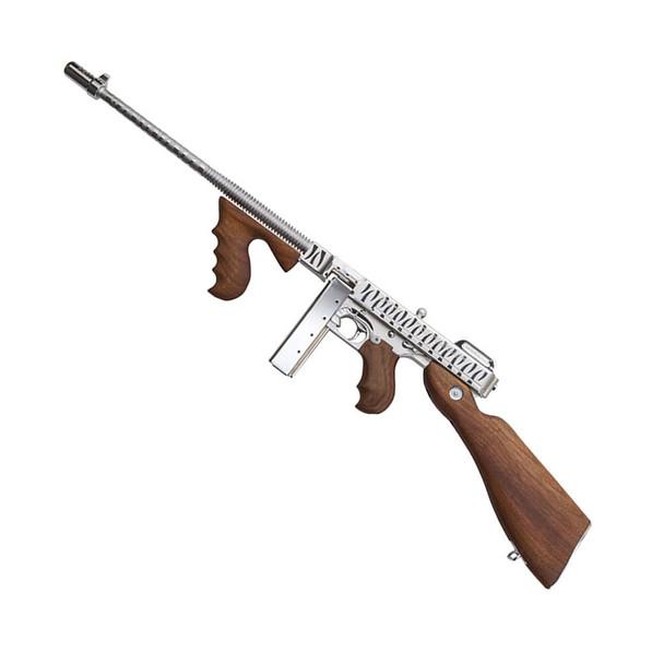 AUTO ORDNANCE 1927A-1 Deluxe .45 ACP 18in 50rd Drum/20rd Stick Semi-Automatic Carbine (T150DCRTS)