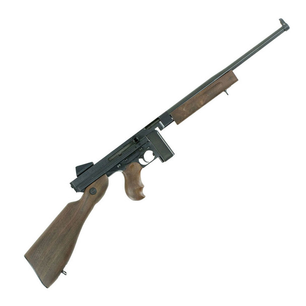 AUTO ORDNANCE M1 Tommy Gun .45 ACP 16.5in 10rd Semi-Automatic Carbine Rifle (TM110S)