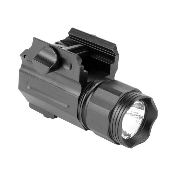 AIM SPORTS Compact 330 Lumen Weapon Light with QRM Color Lense Filters (FQ330C)