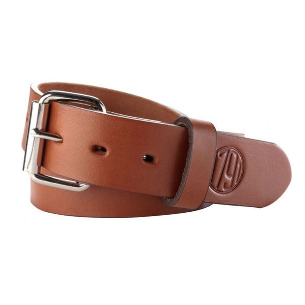 1791 GUNLEATHER 01 Size 36/40 Classic Brown Gun Belt (BLT-01-36/40-CBR-A)