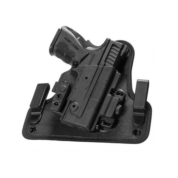 ALIEN GEAR ShapeShift 4.0 Springfield XDM 3.8 Compact Right Hand IWB Holster (SSIW-0197-RH-XXX)