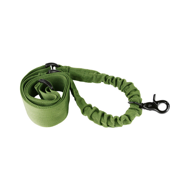 AIM SPORTS One Point Green Bungee Rifle Sling (AOPSG)