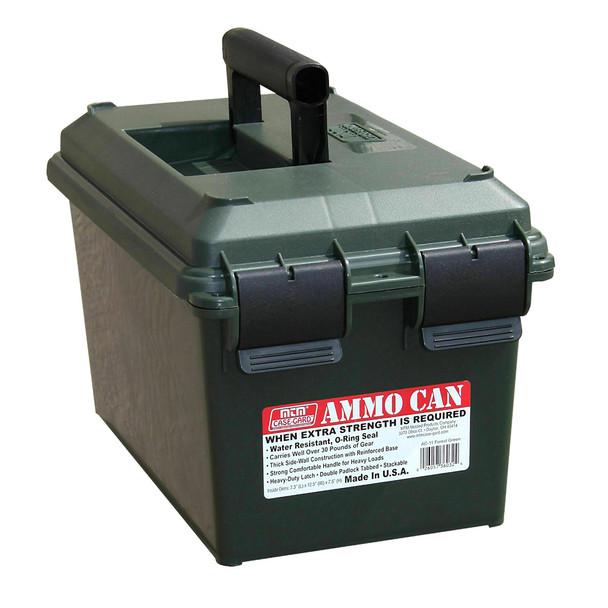 MTM CASE-GARD Original Forest Green Ammo Can (AC11)