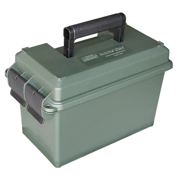 MTM CASE-GARD 50 Caliber Forest Green Ammo Can (AC50C11)
