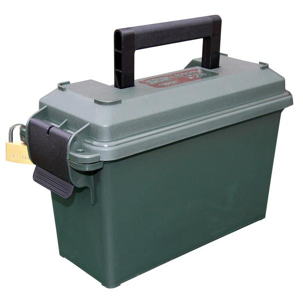 MTM CASE-GARD 30 Caliber Forest Green Tall Ammo Can (AC30T11)