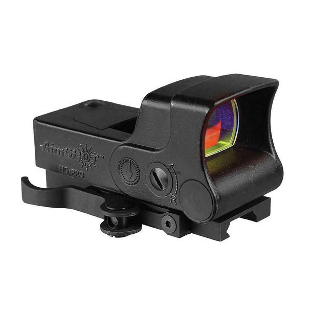 AIMSHOT HG Pro 1x34mm Crosshair Reflex Sight (HGPROB)