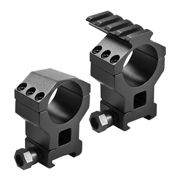 BARSKA Tactical 30mm High With 1in Inserts Scope Rings (AI11480)