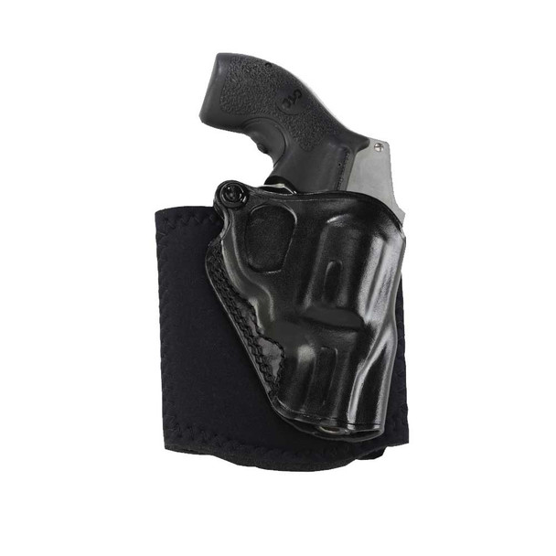 GALCO Ankle Glove Glock 43 LH Black Ankle Holster (AG801B)