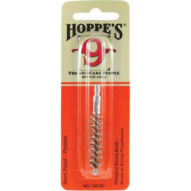 HOPPE'S 9mm Phosphor Bronze Cleaning Brush End (1307AP)