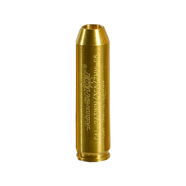 AIMSHOT AR 243 Win Laser Boresight 243/308/7mm-08 Arbor (AR243)