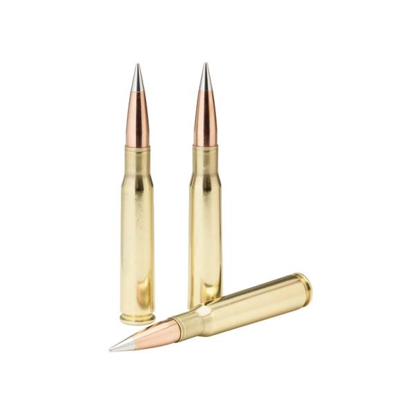 HORNADY Match 50 BMG 750 Grain A-MAX Ammo, 10 Round Box (8270)