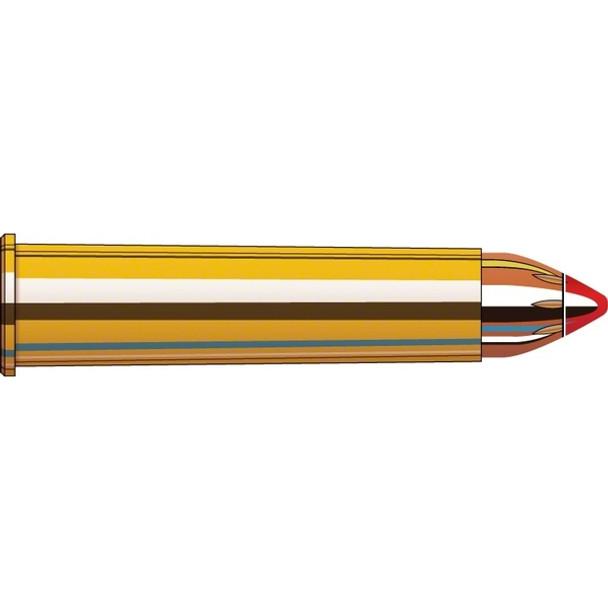 HORNADY LEVERevolution 45-70 Govt. 250 Grain Monoflex Ammo, 20 Round Box (82741)