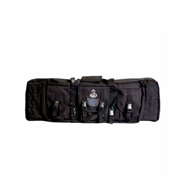 ATI Rukx Gear 36in Black Tactical Double Gun Case (ATICT36DGB)