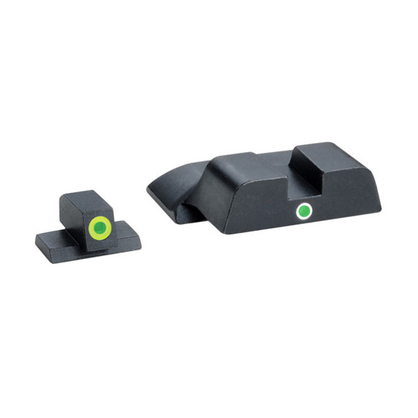 AMERIGLO S&W M&P Tritium I-Dot Sight Set (SW-301)