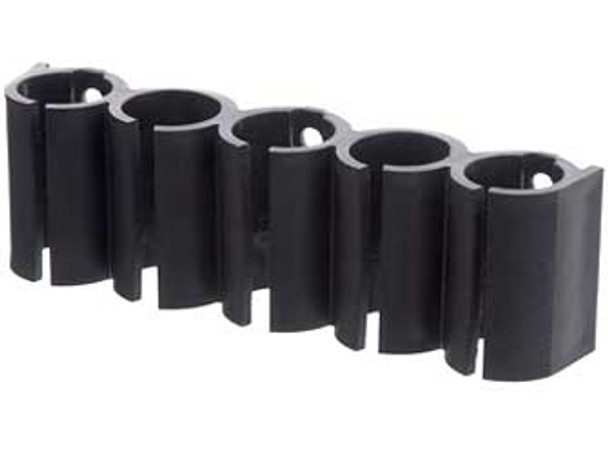 ADVANCED TECHNOLOGY Black 5 Shot Universal Shotshell Holder (SHO0500)