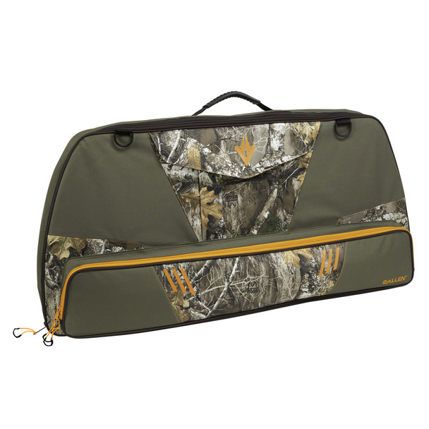 ALLEN COMPANY Hemlock Compound 43in Mossy Oak Country/Olive Bow Case (6068)