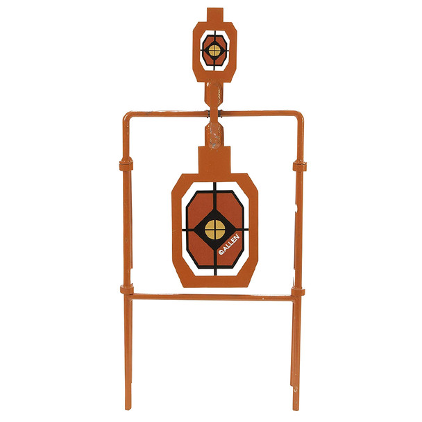 ALLEN COMPANY Steel Silhouette Spinner Target (15243)