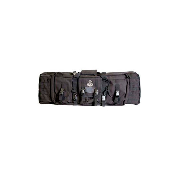 AMERICAN TACTICAL Rukx 42in Black Tactical Single Gun Case (ATICT42SGB)